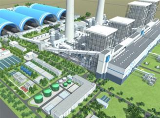 贝博官网软件为华电襄阳发电厂建立全过程高精度仿真机系统